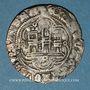 Coins Espagne. Henri IV (1454-1474). Cuartillo, Séville