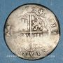 Coins Espagne. Louis I (1724). 2 reales 1724A. Madrid