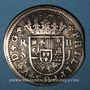 Coins Espagne. Philippe V (1700-1746). 2 reales 1721J. Séville