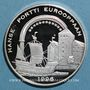 Coins Finlande. 20 écu 1996. (PTL 925/1000. 24 g)