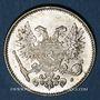 Coins Finlande. Gouvernement provisoire (juillet - novembre 1917). 50 penniä 1917 S