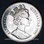 Coins Gibraltar. Elisabeth II (1952- ). 1 couronne 1995
