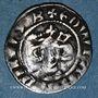 Coins Grande Bretagne. Edouard I (1272-1307). Penny, type 1d. Londres