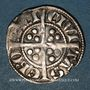 Coins Grande Bretagne. Edouard I (1272-1307). Penny, type III. York