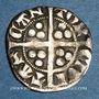 Coins Grande Bretagne. Edouard II (1307-1327). Penny. Canterbury