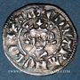 Coins Grande Bretagne. Edouard II (1307-1327). Penny. Londres