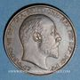 Coins Grande Bretagne. Edouard VII (1901-1910). 1 penny 1902