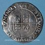 Coins Grande Bretagne. Elisabeth I (1558-1603). Shilling, 2e émission, 1560-61