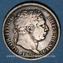 Coins Grande Bretagne. Georges III (1760-1820). 1 shilling 1820