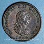 Coins Grande Bretagne. Georges III (1760-1820). Farthing 1799