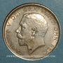 Coins Grande Bretagne. Georges V (1910-1936). 1/2 couronne 1912