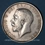 Coins Grande Bretagne. Georges V (1910-1936). 1/2 couronne 1918