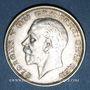 Coins Grande Bretagne. Georges V (1910-1936). 1/2 couronne 1925