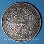 Coins Grande Bretagne. Georges V (1910-1936). 1 dollar de commerce 1911, Bombay
