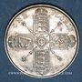 Coins Grande Bretagne. Georges V (1910-1936). 1 florin 1911