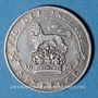 Coins Grande Bretagne. Georges V (1910-1936). 6 pence 1914