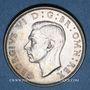 Coins Grande Bretagne. Georges VI (1936-1952). 1 florin (= 2shillings) 1945