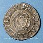 Coins Grande Bretagne. Jacques I (1603-1625). Penny (1604-1619)