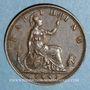 Coins Grande Bretagne. Victoria (1837-1901). 1 farthing 1883
