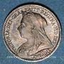 Coins Grande Bretagne. Victoria (1837-1901). 1 penny 1900