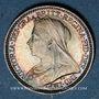 Coins Grande Bretagne. Victoria (1837-1901). 2 pence 1900