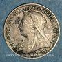 Coins Grande Bretagne. Victoria (1837-1901). 3 pence 1897