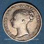 Coins Grande Bretagne. Victoria (1837-1901). 4 pence 1842