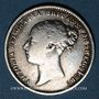 Coins Grande Bretagne. Victoria (1837-1901). 6 pence 1872