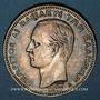 Coins Grèce. Georges I (1863-1913). 5 drachmes 1876A