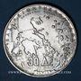 Coins Grèce. Paul I (1947-1964). 30 drachmes (1963)