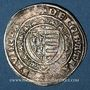 Coins Hongrie. Charles-Robert d'Anjou (1307-1342). Gros