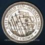 Coins Ile de Man. Elisabeth II (1952- ). 1 couronne 1986. Championnat du monde de football - drapeaux