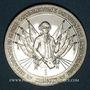 Coins Ile de Man. Elisabeth II (1952- ). 1 couronne 1989. Serment de George Washington