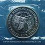 Coins Ile de Man. Elisabeth II (1952- ). 25 pence 1972. 25e anniversaire de mariage