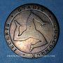 Coins Ile de Man. Guillaume IV (1830-1837). 1/2 penny 1831