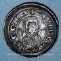 Coins Italie. Aquilée. Berthold de Méranie (1218-1251). Denier