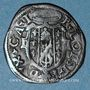 Coins Italie. Duché de Castro. Pierre-Louis de Farnese (1537-1547). Quattrino