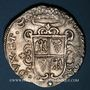 Coins Italie. Duché de Milan. Philippe IV, roi d'Espagne et duc de Milan (1621-1655). Ducaton 1622