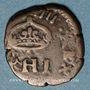 Coins Italie. Duché de Milan. Philippe IV, roi d'Espagne et duc de Milan (1621-1655). Sesino