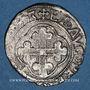 Coins Italie. Duché de Savoie. Charles II le Bon (1504-1553). Gros. 3e type 1553. Aoste