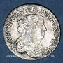 Coins Italie. Fosdinovo. Marie-Madeleine Centurioni (1663-1669). 1/12 écu (luigino) 1669