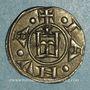 Coins Italie. Gênes. République (1139-1339). Denier