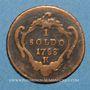 Coins Italie. Gorize. Joseph II (1780-1790). 1 soldo 1788K. Kremnitz