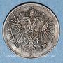 Coins Italie. Lombardie-Vénétie. François Joseph I (1849-1866). 5/10 soldo 1862A. Vienne