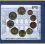 Coins Italie. République (1946- /). Série FDC 2010