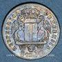 Coins Italie. République de Gênes (1814). 10 soldi 1814