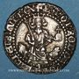 Coins Italie. Royaume de Naples. Charles II d'Anjou (1285-1309). Carlin ou gigliato. Naples, 1303-1309