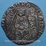 Coins Italie. Royaume de Naples. Ferdinand I d'Aragon (1458-1494). Coronato