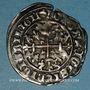 Coins Italie. Royaume de Naples. Robert d'Anjou (1390-1349). Carlin