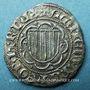 Coins Italie. Royaume de Sicile. Frédéric II le Simple (1355-1377). Pierreale. Messine